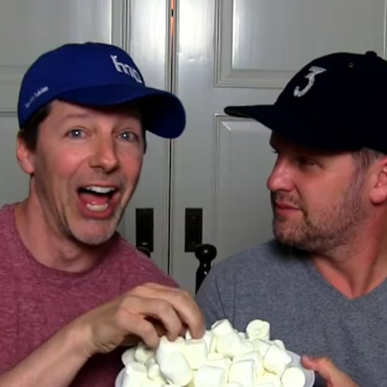 "Sean Hayes Lip-Syncs to ""I Don't Like It, I Love It"""
