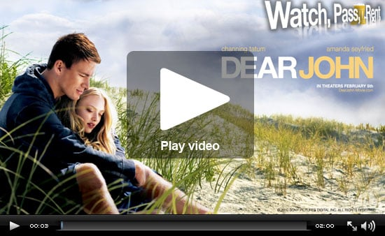 Watch, Pass or Rent Movie Reviews: Dear John