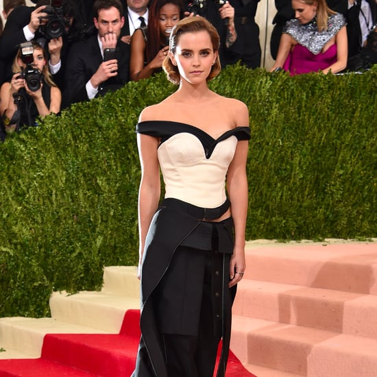 British Celebrities at the 2016 Met Gala