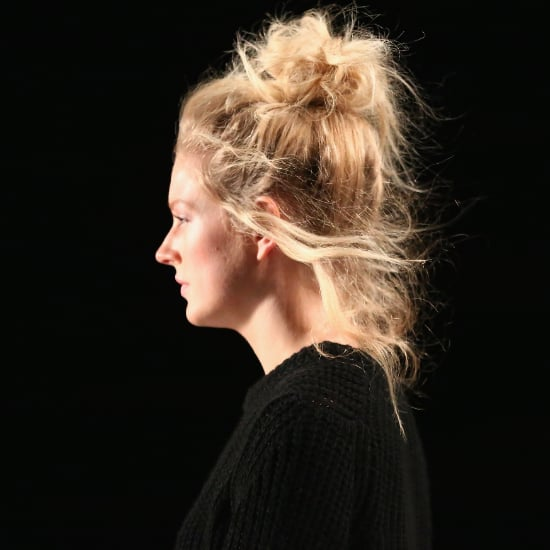 The Best Buns From the New York Fashion Week Runways