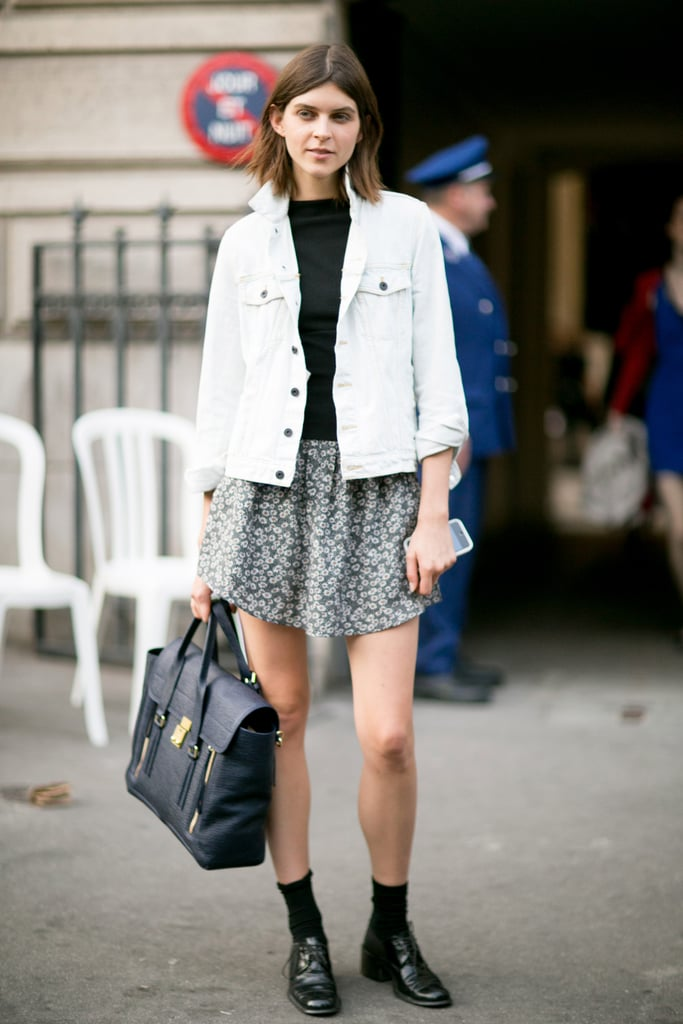 Topping it all off with a 3.1 Phillip Lim bag, aka the easiest way to add luxe.