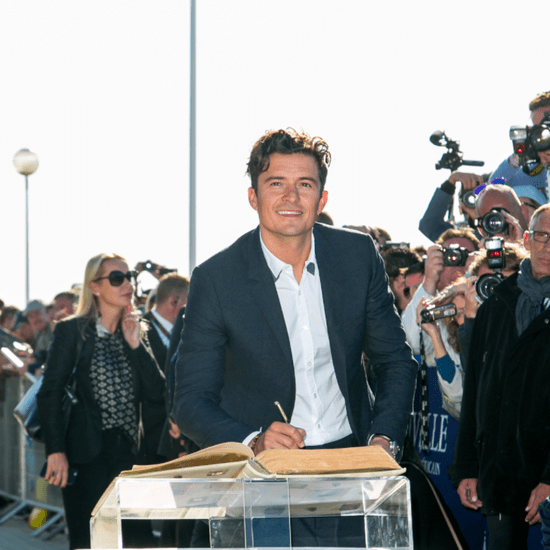 Orlando Bloom at the Deauville American Film Festival 2015