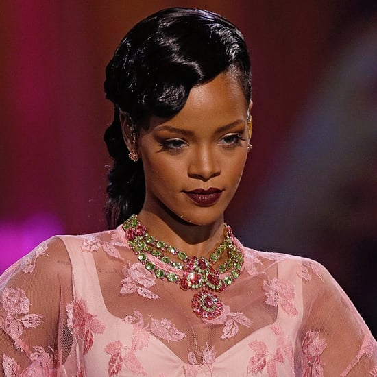 Rihanna Peforming at the Victoria's Secret Fashion Show 2012