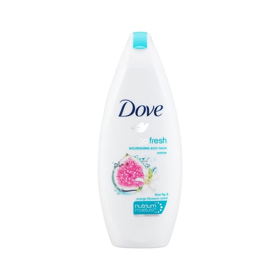 Blue fig and orange blossom may sound like exotic ingredients found only in the most luxurious fragrances, but Dove's latest body wash ($9) brings the aromas to your shower. It's sweet and refreshing with the maximum moisture that Dove is known for. Just in time for the two-a-day showers we'll be taking during these scorching months. —JC