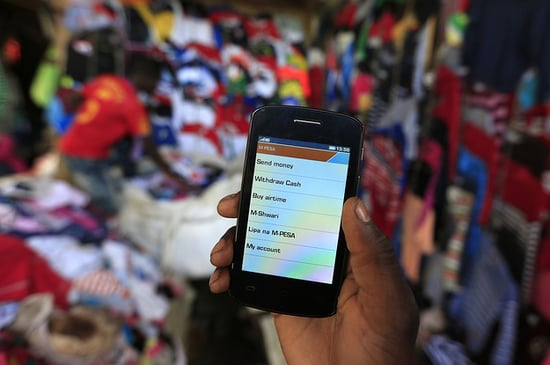 Smartphones Are Key To Banking In The Developing World