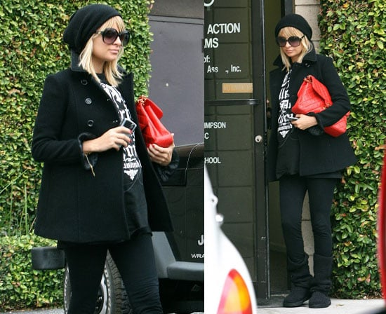 Nicole Richie Gets to Giving This Holiday Season