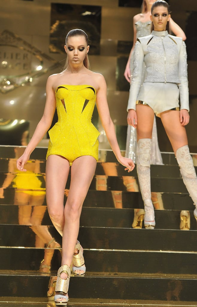 Couture Fashion Week: Atelier Versace
