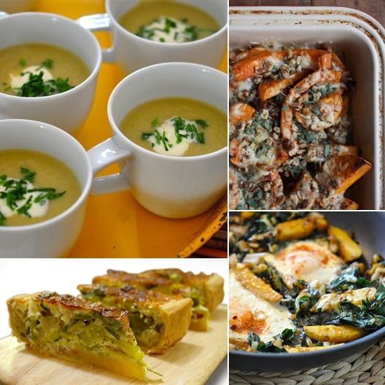 Healthy Recipes to Get You Lovin' Leeks