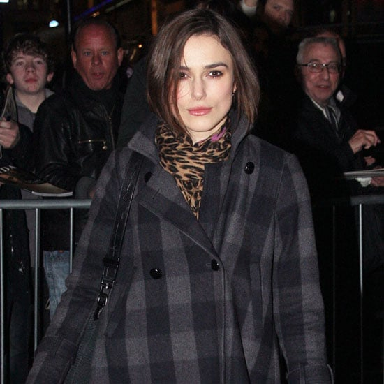Pictures of Keira Knightley Who Will Voice Tinker Bell in Neverland