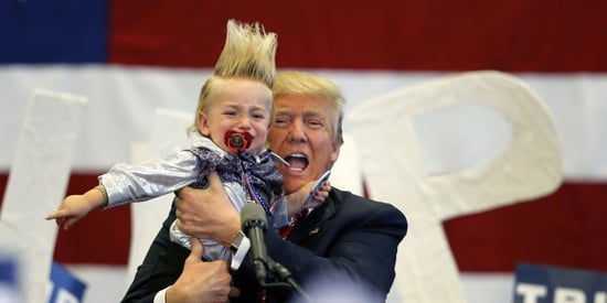 4 Things Donald Trump Has In Common With My 4-Year-Old Son