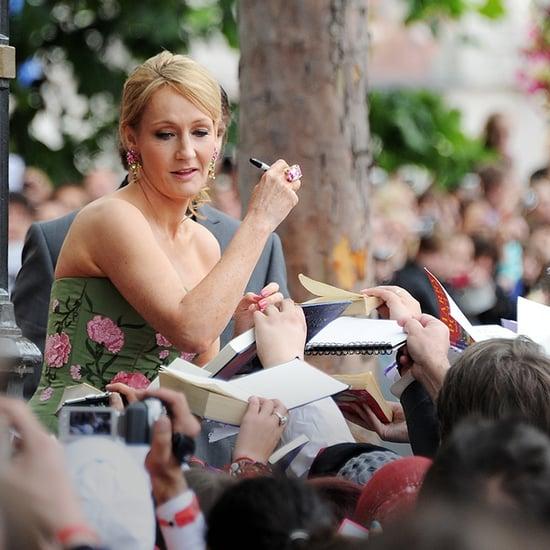 Open Letter to J.K. Rowling
