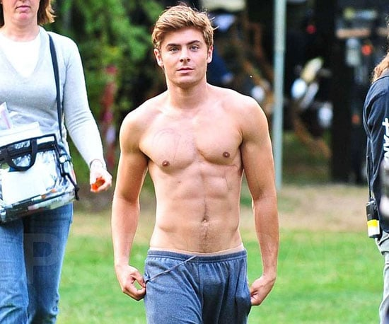 The Hottest Shirtless Guys of the Year!