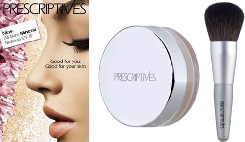 Coming Soon: Prescriptives All Skins Mineral Makeup SPF 15