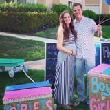 Couple's Gender-Reveal Party Surprise Was Bigger Than Anyone Expected!