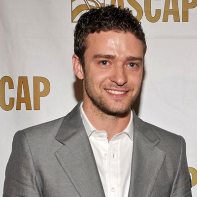 Justin Timberlake at the ASCAP Awards