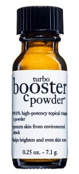 Review of Philosophy Turbo Booster C Powder