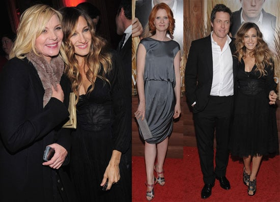 Photos of Sarah Jessica Parker, Kim Cattrall, Cynthia Nixon and Hugh Grant at NY Premiere Of Did You Hear About The Morgans 2009-12-15 05:00:00