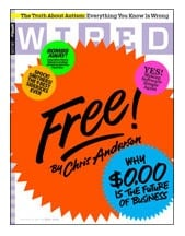 Get the March 2008 of Wired for Free!