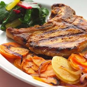 Today's Special: Adobo Pork & Potato Packets