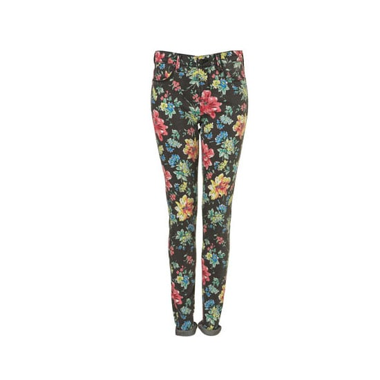 Best Printed Jeans For: Tall Types