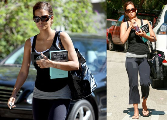 Photos of Halle Berry in LA 2008-09-26 15:00:25