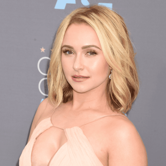 Hayden Panettiere Treatment For Postnatal Depression 2016