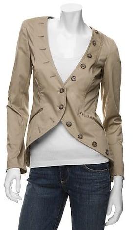 Elizabeth and James Stretch Cutaway Jacket
