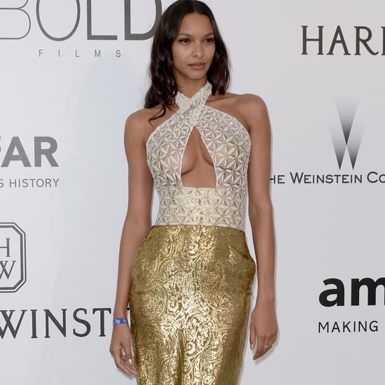Lais Ribeiro's Style at the Cannes Film Festival 2016