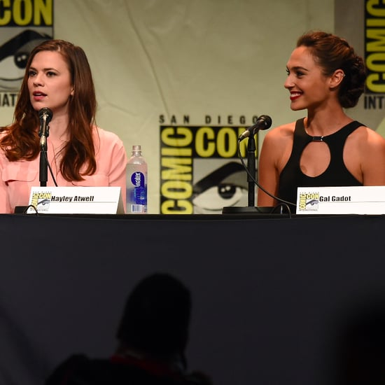 Women Who Kick Ass Panel at Comic-Con 2015