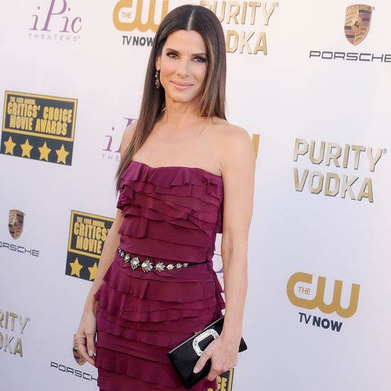 Sandra Bullock Adopts a Little Girl! Check Out These 26 Celebrities Who'veAdopted Children