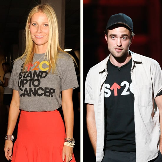 Robert Pattinson on Stand Up 2 Cancer 2012 (Video)