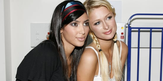 Dear Kanye, Paris Hilton Knows Who Really Made Kim Kardashian 'Famous'