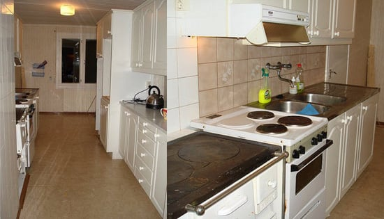 before and after twinkle 39 s modern kitchen renovation