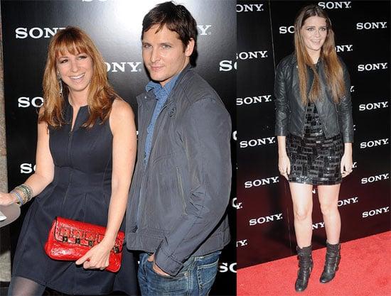 Photos of Mischa Barton, Peter Facinelli, Christian Siriano, Jill Zarin at Sony Party 2009-10-08 09:00:00