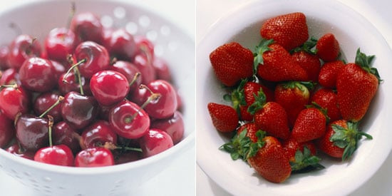 Would You Rather Eat Cherries or Strawberries?