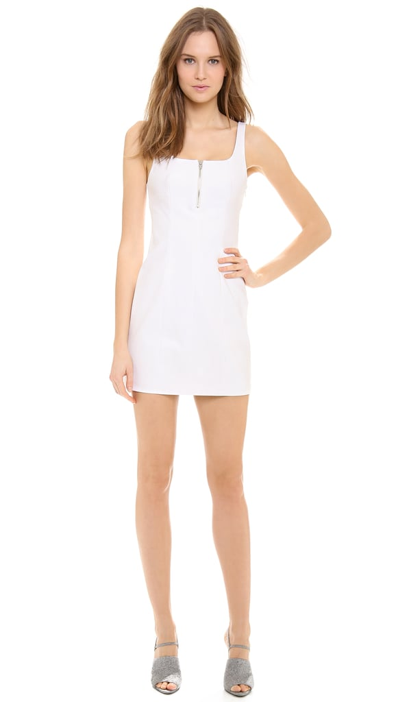 Alexander Wang White Minidress