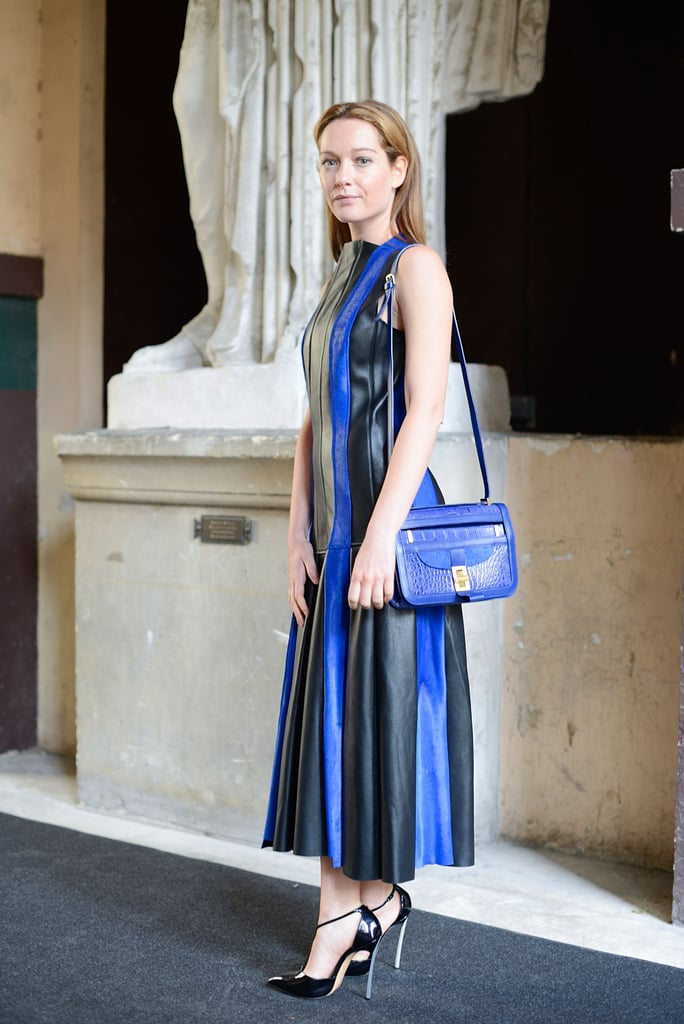 Couture Fashion Week Street Style