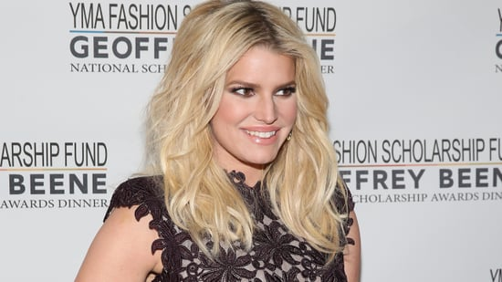 Jessica Simpson Shows Off Killer Bod in New Swimsuit Line