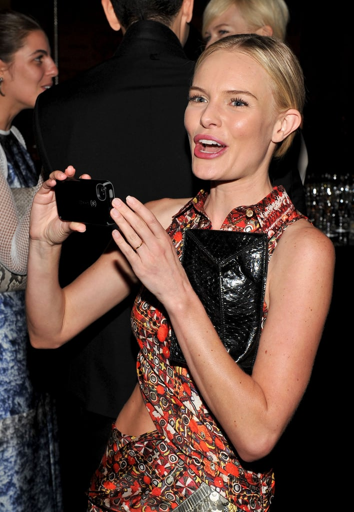 Kate Bosworth, Rachel Zoe, and More Celebrate at the CFDA Afterparty
