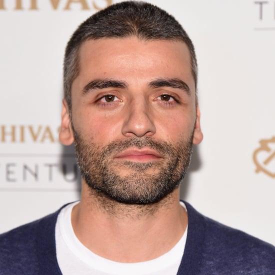 Oscar Issac at Chivas Event July 2016