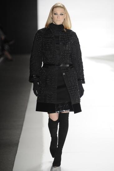 New York Fashion Week: Chado Ralph Rucci Fall 2009