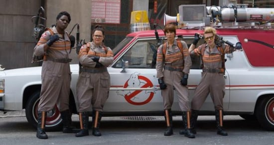 The First 'Ghostbusters' Trailer Is Finally Here to Slime You