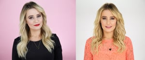 How to Curl Your Hair For Glamorous Waves vs. Beach Waves