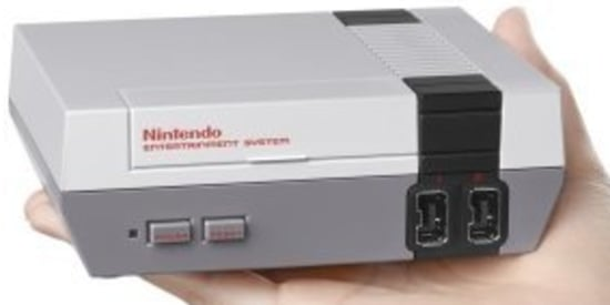 The Original Nintendo Is Coming Back -- Brace For Nostalgia