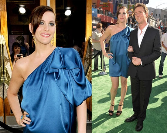 Photos of Liv Tyler and Edward Norton at the LA Premiere of The Incredible Hulk