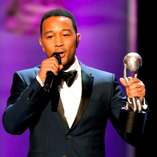 John Legend NAACP Image Awards Speech 2016