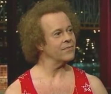 Dave Gives Richard Simmons Fashion Advice