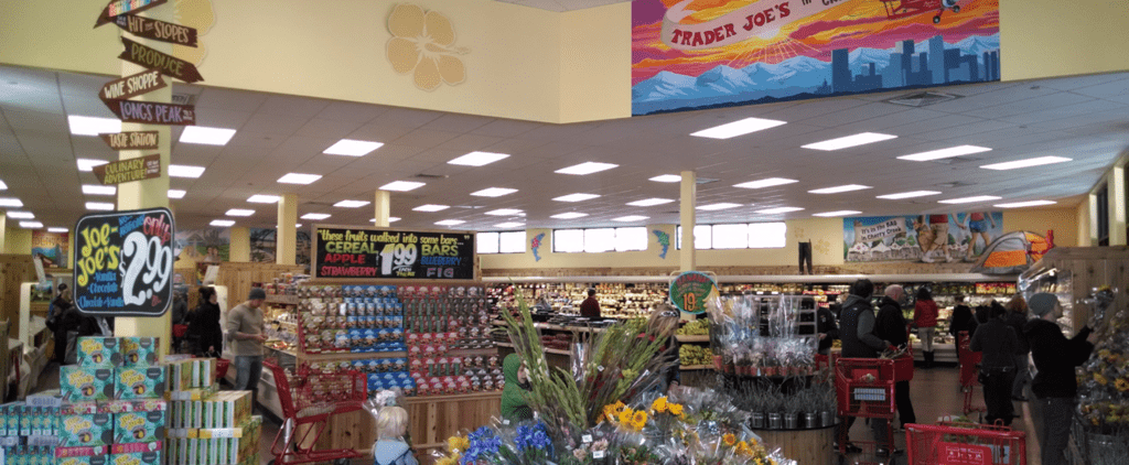 Uh-Oh . . . Trader Joe's Is No Longer America's Favorite Grocery Store