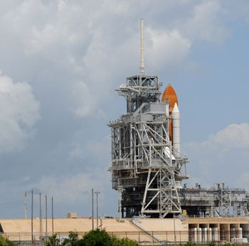 Space Shuttle Launch Live Stream