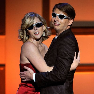 Jane Krakowski and Jack McBrayer at Glamour Magazine's Women of the Year